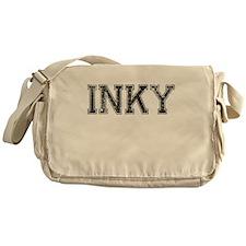 INKY, Vintage Messenger Bag
