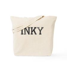 INKY, Vintage Tote Bag