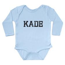 KADE, Vintage Long Sleeve Infant Bodysuit