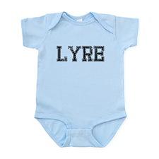 LYRE, Vintage Infant Bodysuit