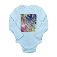 Fish Long Sleeve Infant Bodysuit