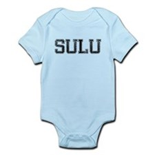 SULU, Vintage Infant Bodysuit