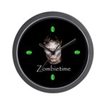 Zombietime Wall Clock