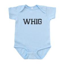 WHIG, Vintage Infant Bodysuit