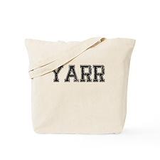 YARR, Vintage Tote Bag