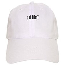 Got Film? Baseball Cap