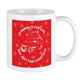 MAZDA BONGO IS FOR CHRISTMAS Mug