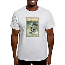 PTXpress Ash Grey T-Shirt