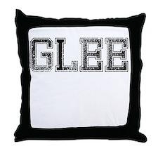 GLEE, Vintage Throw Pillow
