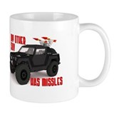 My Other Jeep Small Mug