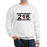Straight Outta 216 Jumper