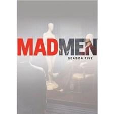 Mad Men Season 5 DVD