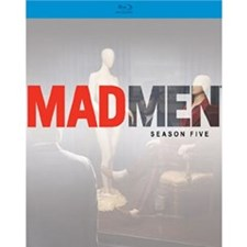 Mad Men Season 5 [Blu-Ray]