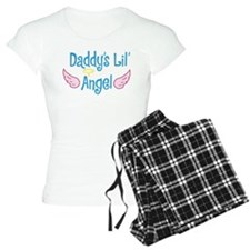Daddys Lil Angel Pajamas
