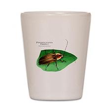 Pennsylvania Firefly Shot Glass