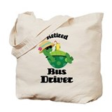 Retired Bus Driver Gift Tote Bag