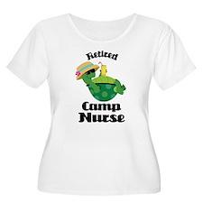 Retired Camp Nurse Gift T-Shirt