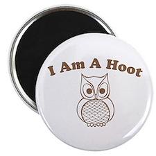 I Am A Hoot Magnet