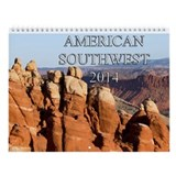2013 America Southwest Calendar