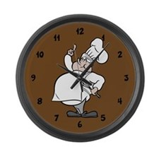 Large Wall Clock For