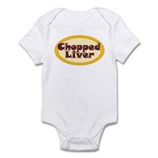 Chopped Liver Infant Bodysuit
