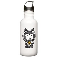 Wolf n sheep clothing Water Bottle