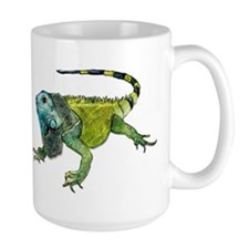 Oh How Iguana Go Home Mug