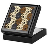 Lots of Labs Keepsake Box