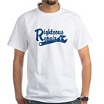 Righteous Repair White T-Shirt