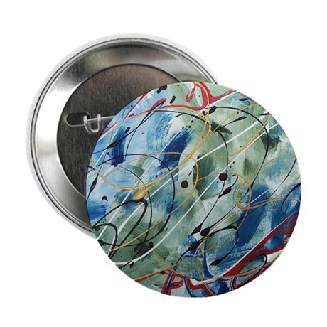 Untitled Abstract Button