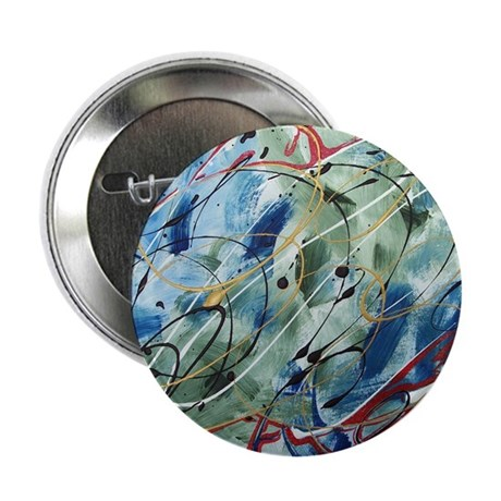 "Untitled Abstract 2.25"" Button (100 pack)"