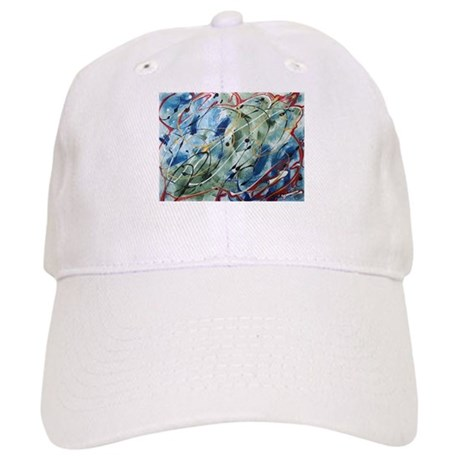 Untitled Abstract Cap