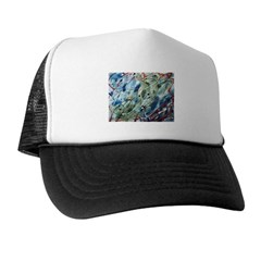 Untitled Abstract Trucker Hat