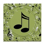 Music Teacher Musician Gift Tile Coaster