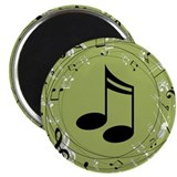 Music Teacher Musician Gift Magnet