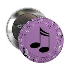 Musician Gift Musical notes 2.25