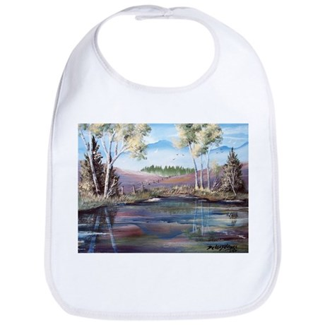 Countryside View Bib