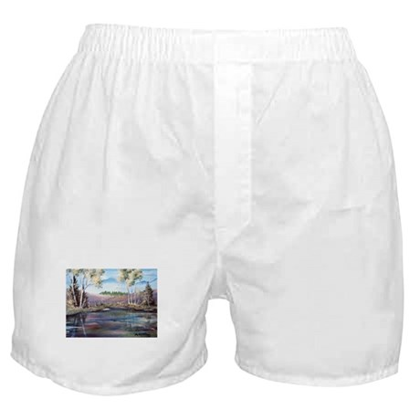Countryside View Boxer Shorts
