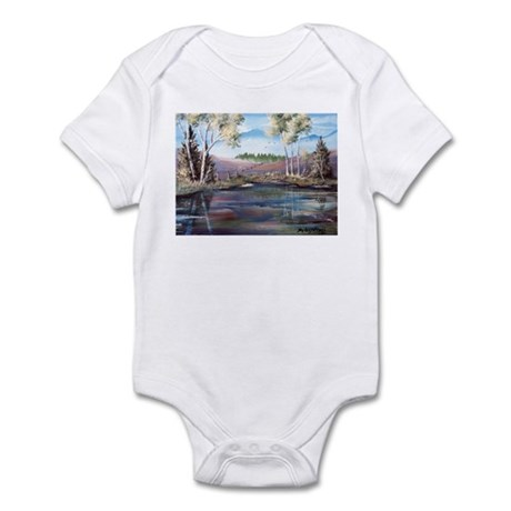 Countryside View Infant Creeper