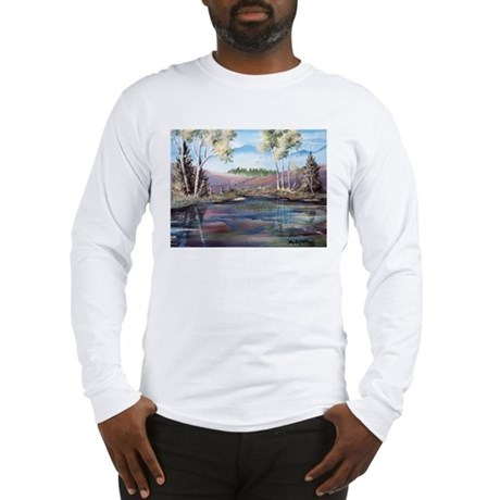Countryside View Long Sleeve T-Shirt