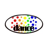 Polka Dot Dance Patches