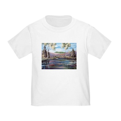 Countryside View Toddler T-Shirt