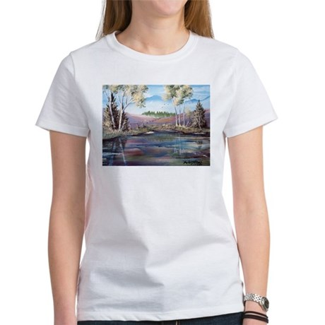Countryside View Women's T-Shirt