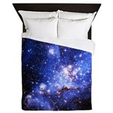 Magellan cloud Queen Duvet Covers