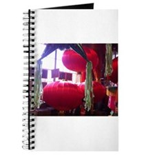Chinese lanterns Journal