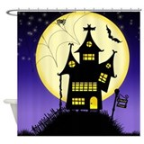 Spooky Halloween 1 Shower Curtain