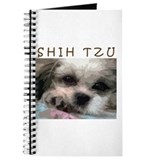 Shih Tzu Pop Art Matilda Journal