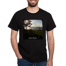 Front lawn at Esalen, Big Sur T-Shirt