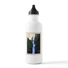 Multnomah falls, OR Water Bottle