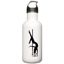 pole dancer 1 Water Bottle